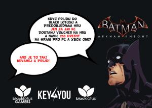 Batman Akce
